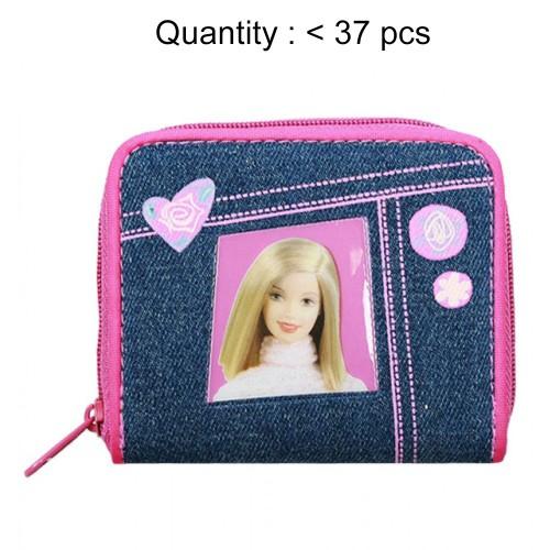 Barbie Denim Zip Wallet #15401