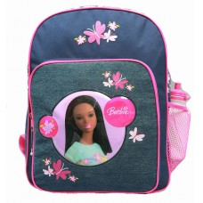 Barbie AA Denim Large Backpack #17461