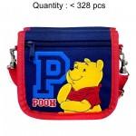 "Winnie the Pooh ""P"" String Wallet #18216"