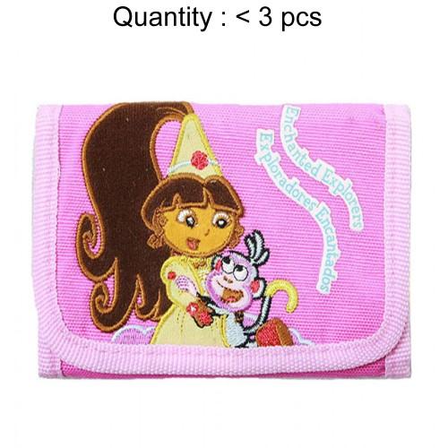 Dora the Explorer Princess Trifold Wallet #18475