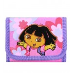 Dora the Explorer Flower Trifold Wallet #19217