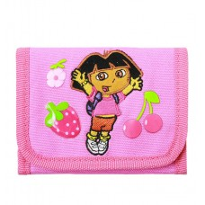 Dora the Explorer Fruits Trifold Wallet #20177