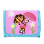 Dora the Explorer Umbrella Trifold Wallet #20181