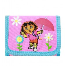 Dora the Explorer Umbrella Trifold Wallet #20181