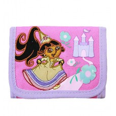Dora the Explorer Castle Trifold Wallet #20183