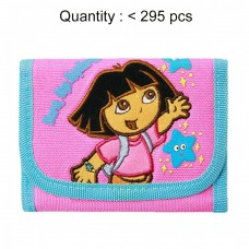 Dora the Explorer Blue Star Trifold Wallet #20399