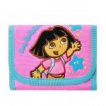Dora the Explorer Blue Star Trifold Wallet #20399