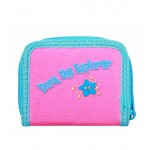 Dora the Explorer Blue Star Zip Wallet #20400