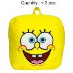Sponge Bob Micro Bean Filled Head Shape Smooshie Backpack #21659