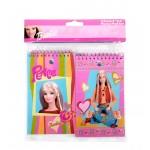 Barbie 2 pk Memo Pads #2280070P