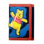 Winnie the Pooh Dance Trifold Wallet #28179