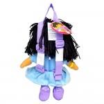Dora the Explorer Ballerina Plush Backpack #28206