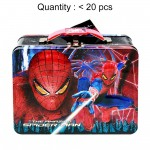 Spider-Man Amazing Tin Lunch #307617B