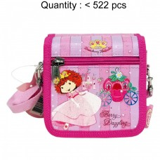 Strawberry Shortcake Dazzle String Wallet #34094