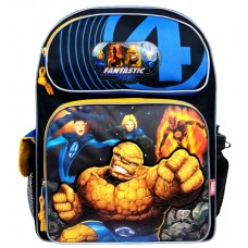 Fantastic 4 Large Backpack with Water Bottle #34360