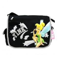 Tinker Bell Star Messenger Bag #35343