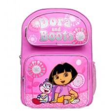 Dora Silver Medium Backpack #37684