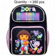 Dora the Explorer Crayon Medium Backpack #40997BK