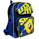 Sponge Bob Medium Backpack #41011