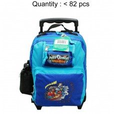 Power Rangers Small Rolling Backpack #44910B