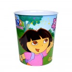 Dora the Explorer Blue Star Waste Bin Tin #462207B (before #462217B)