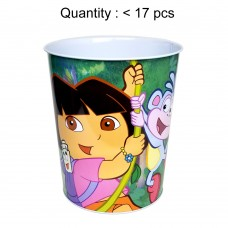 Dora the Explorer & Diego Waste Bin Tin #462207D