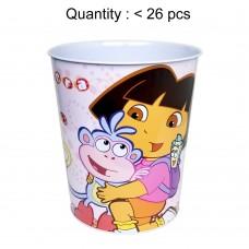 Dora the Explorer Hug Waste Bin Tin #462217H
