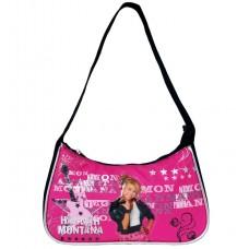 b8e8f6bdbc00 Hannah Montana Pink Hobo Handbag  49392
