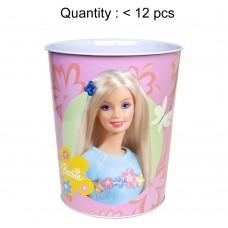 Barbie Waste Bin Tin #502207R