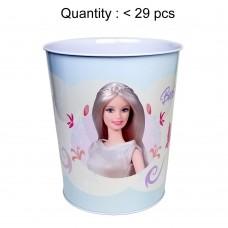 Barbie Waste Bin Tin #502207Y
