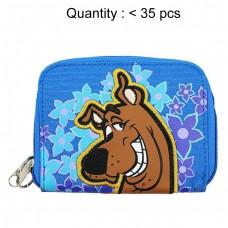 Scooby Doo Zip Wallet #62CW04A