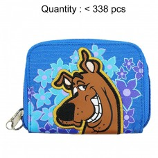 Scooby Doo Zip Wallet #62CW04A