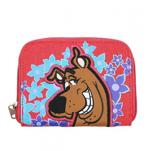 Scooby Doo Zip Wallet #62CW04B
