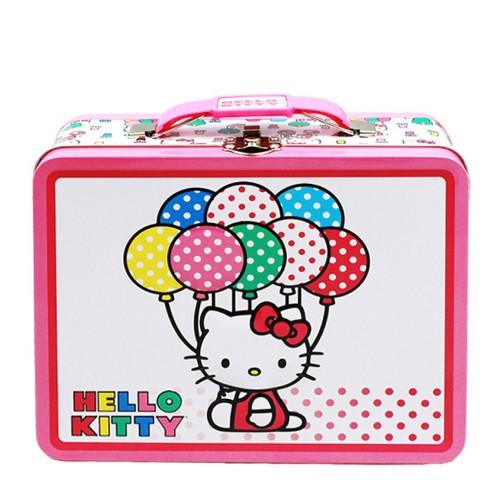 Hello Kitty Square Lunch Tin Balloon #697657B