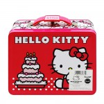 Hello Kitty Square Lunch Tin Cake #697657C