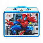 Spider-Man Sky Scraper Tin Lunch #707687B