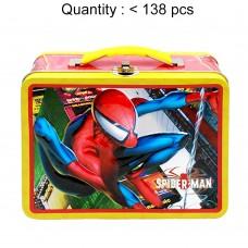 Spider-Man Sky Scraper Tin Lunch #707687Y