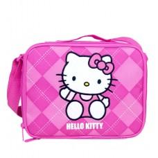 b7c8bda21123 Hello Kitty Argyle Pink Lunch  82076