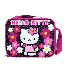 f8a876bfe9e4 Hello Kitty Flower Black Lunch  82602