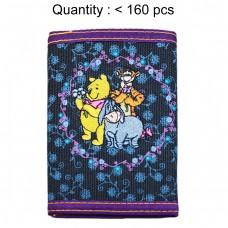 Winnie the Pooh Asst Trifold Wallet #82920BK