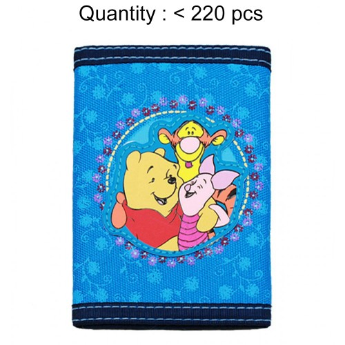 Winnie the Pooh Asst Trifold Wallet #82920CB