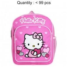Hello Kitty Heart Pink Mini Backpack #83068
