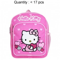Hello Kitty Heart Pink Mini Backpack #83068