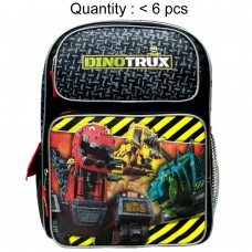DinoTrux Large Backpack #85099