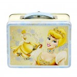 Princess Square Lunch Tin #877637Y