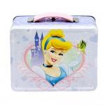 Princess Square Lunch Tin #877657B