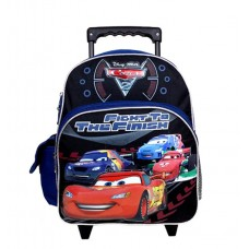 Cars Fight Small Rolling Backpack #A00174
