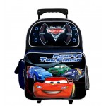 Cars Fight Large Rolling Backpack #A00175