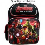 Avengers Movie Large Backpack #A01334