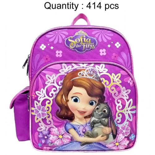 Sofia the First Sweet Friends Mini Backpack #A05915